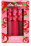 Lime Crime Velvetines True Love Set ����� �� 3 ����� ������ ������� �������