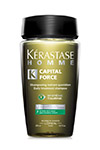Kerastase Homme Capital Force Anti-Oiliness Effect Daily Treatment Shampoo - Kerastase шампунь мужской для жирных волос