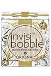 Invisibobble ORIGINAL Golden Adventure - Invisibobble ORIGINAL Golden Adventure резинка для волос золотая с блестками, 3 шт