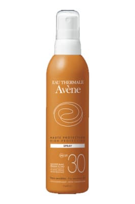 Avene Suncare High Protection Spray SPF 30 - Avene спрей солнцезащитный SPF 30