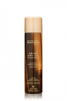 Alterna Bamboo Smooth Kendi Dry Oil Micromist - Alterna масло-спрей сухое для придания волосам гладкости и блеска