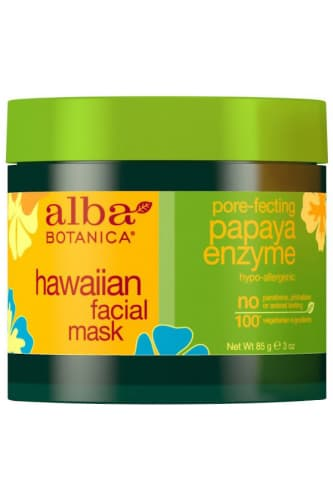 Alba Botanica Natural Hawaiian Pore-Fecting Papaya Enzyme Facial Mask - Alba Botanica маска энзимная для лица с ферментами папайи