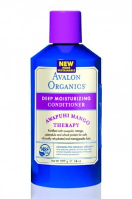 Avalon Organics Awapuhi Mango Therapy Deep Moisturizing Conditioner - Avalon Organics кондиционер увлажняющий с манго и имбирем